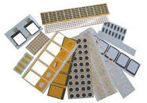 EMI gasket, tape and absorbing material